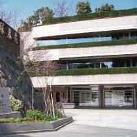 横浜市久保山斎場-外観
